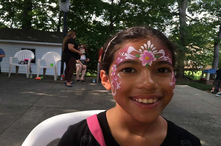 Face Painting Images